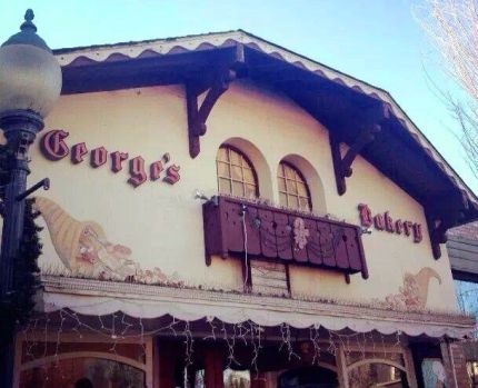 Photo: George's Bakery Facebook page.