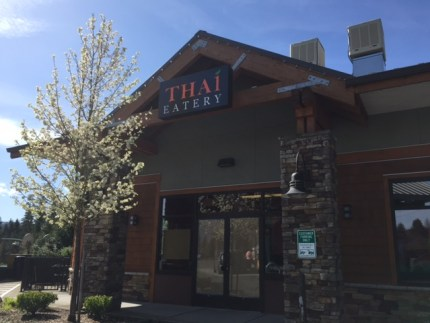Thai Eatery is moving into the retail space once home to Bayan Mongolian BBQ.