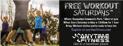 Free Workout Saturdays