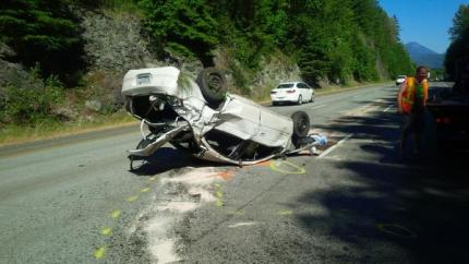 I90 accident
