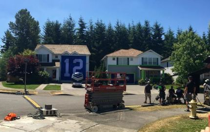 Two Snoqualmie homes used in commercial filming on 6/29/15