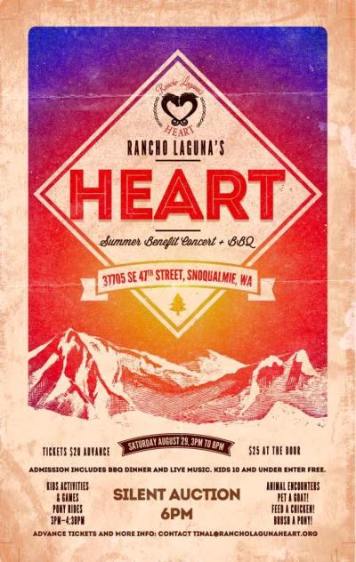 rancho laguna heart