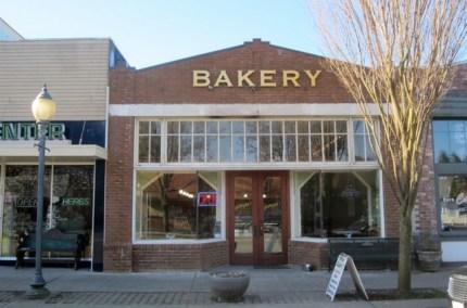 Renovated Georgia's Bakery.