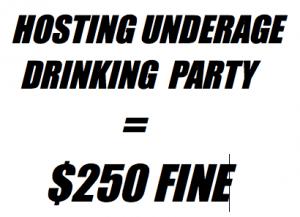 party fine