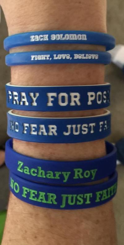 zach bracelets