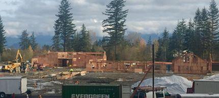 SVSD ES #6 under construction, 11/10/15