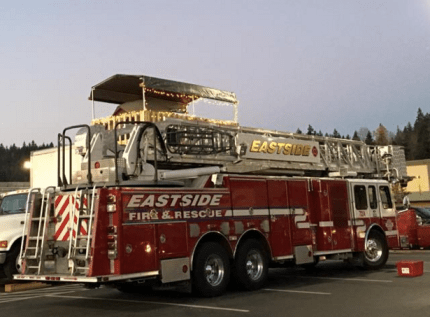 Photo: Eastside Firefighters Facebook page