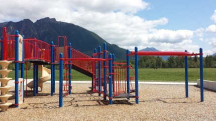 Tollgate Farm Playground. Photo: City of North Bend