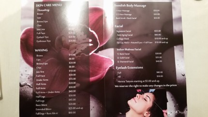Ruby's prices