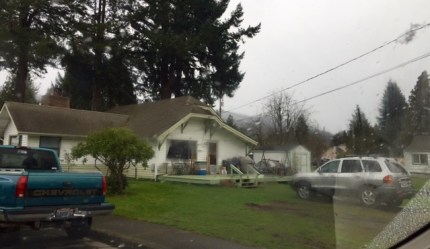 Property at the corner of Beta and Schusman near Mount Si High School that the Snoqualmie Valley School District is asking the board to approve purchasing.