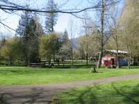 EJ Roberts Park. Photo: City of North Bend.