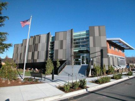 Snoqualmie City Hall. Photo: City of Snoqualmie