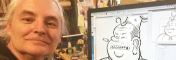 Comic Illustration Workshop with Pat Moriarity
