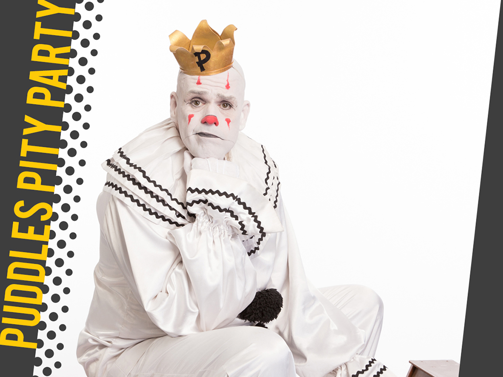 Puddles Pity Party   Spa-Con Hot Springs, AR
