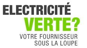 votre électricité est-elle réellement VERTE ?