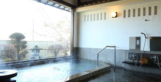 「岩村山荘~恵那ラジウム鉱砂使用のラジウム温泉と戦国料理が名物」のアイキャッチ画像