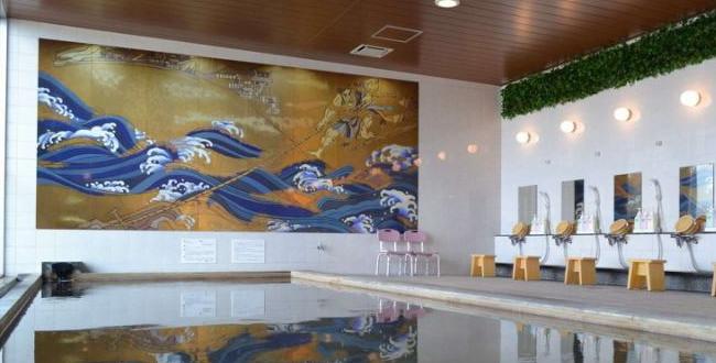 「出雲御陵温泉・湖畔の温泉宿「くにびき」」のアイキャッチ画像