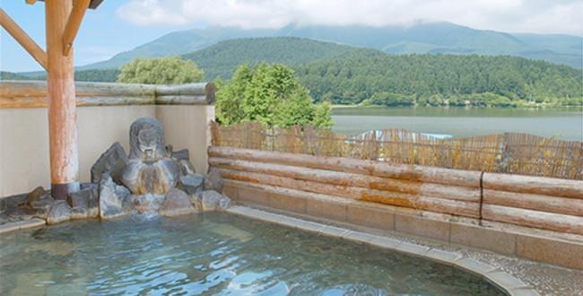「むれ温泉 天狗の館 黒姫山などの展望も良い長野の日帰り温泉」のアイキャッチ画像