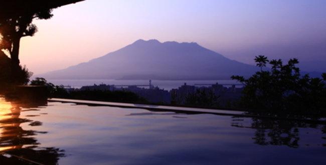 「城山観光ホテル「さつま湯」~桜島の展望が素晴らしい高級ホテルの温泉」のアイキャッチ画像