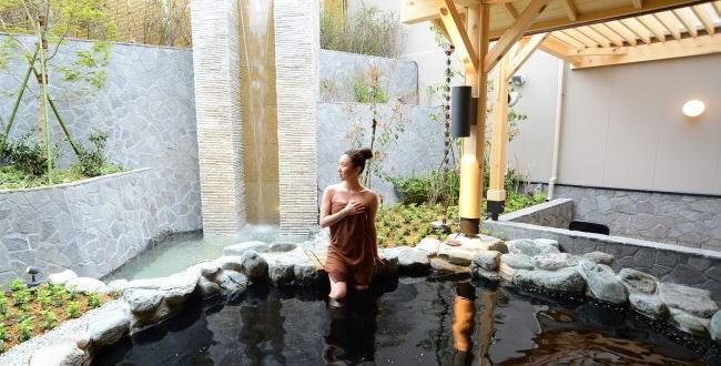 「綱島源泉 湯けむりの庄 ~横浜にある高級志向の日帰り温泉施設」のアイキャッチ画像