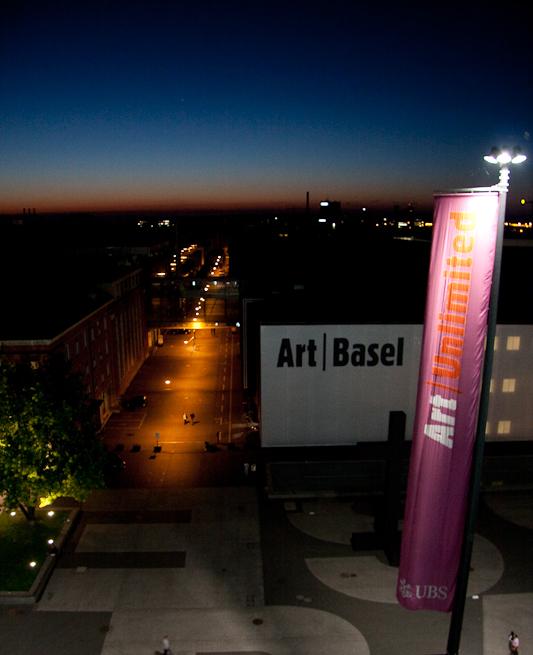 Messeplatz, Art Basel