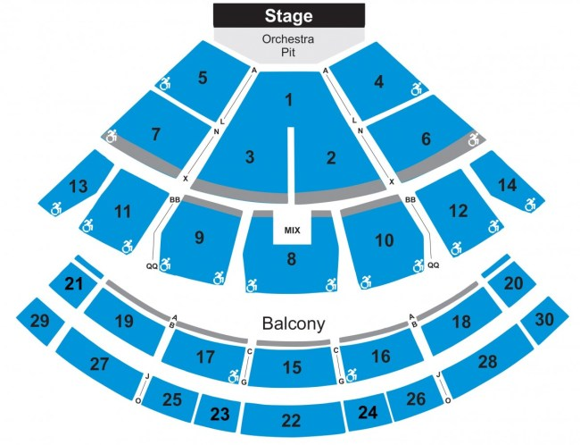 Spac seating chart spac seating chart with seat numbers cheap