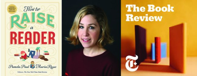 NYT Book Review With Pamela Paul Baner