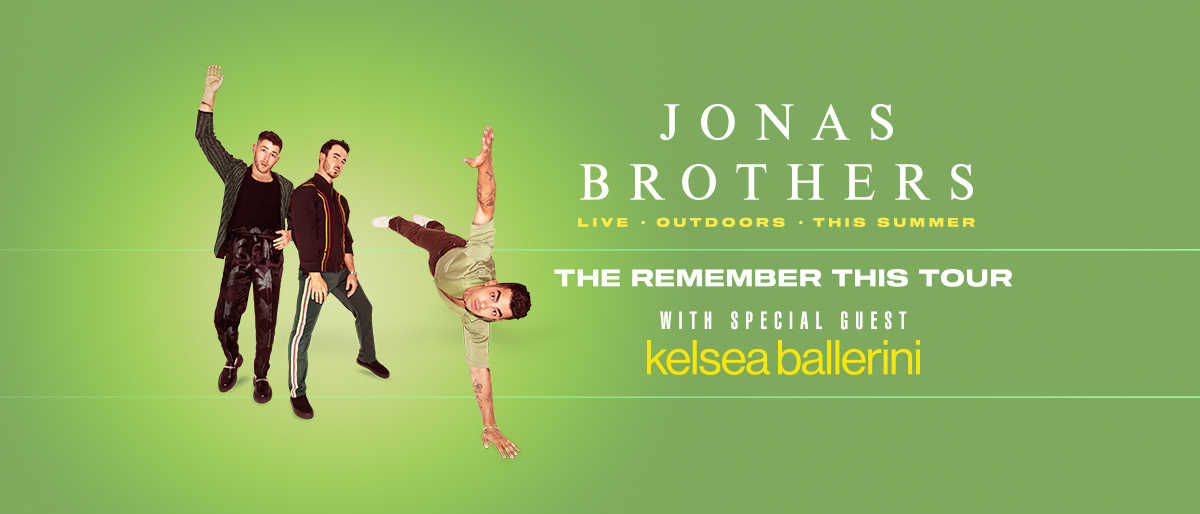 Jonas Brothers: The Remember This Tour   SPAC