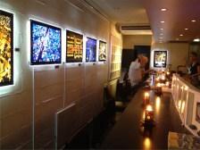 小池安雲キャンドルナイトin野口 克也 写真展:発光都市 TOKYO PHOTO EXiBiTiON(Gallery mu)
