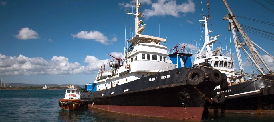Italien beschlagnahmt Rettungsschiff
