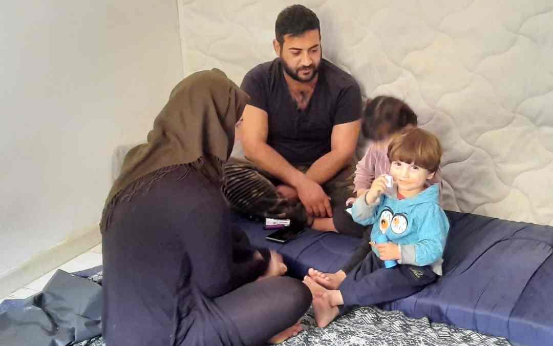 Abu Abbas: Verstoßen und geflüchtet