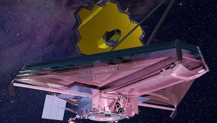 ハッブルの後継機『ジェイムズ・ウェッブ宇宙望遠鏡』とは⁉新時代の技術の粋を見よ!