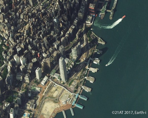 New surveillance satellites can now record real time video ...