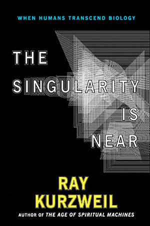 Book Review: The Singularity Is Near Artificial intelligence books