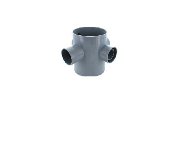 Trapped Floor Gully 50mm x 55mm Outlet