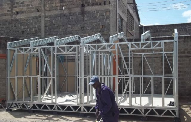 frametech installation roofing kenya space and style
