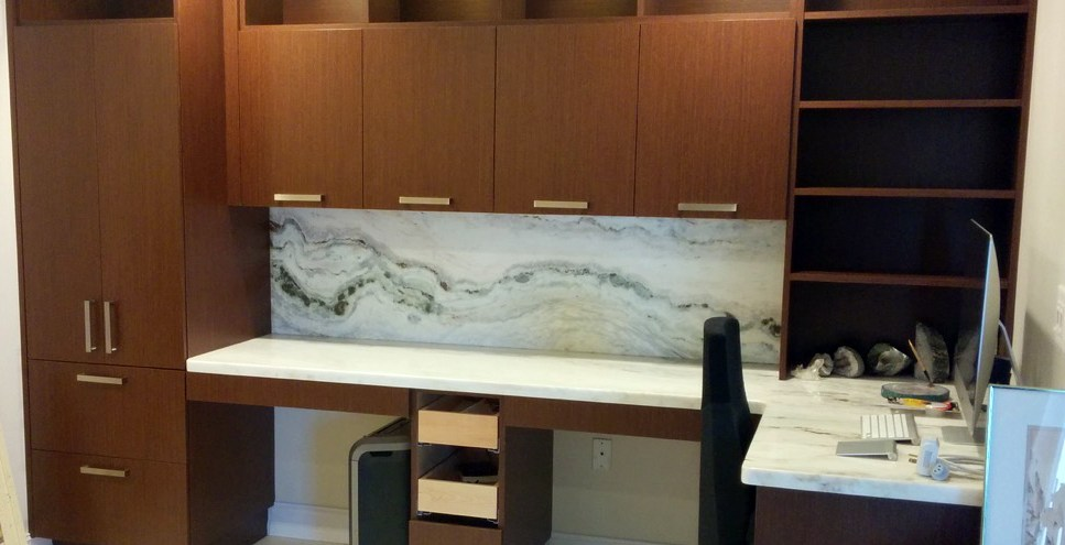 Sarasota interior designer contemporary condo custom cabinetry