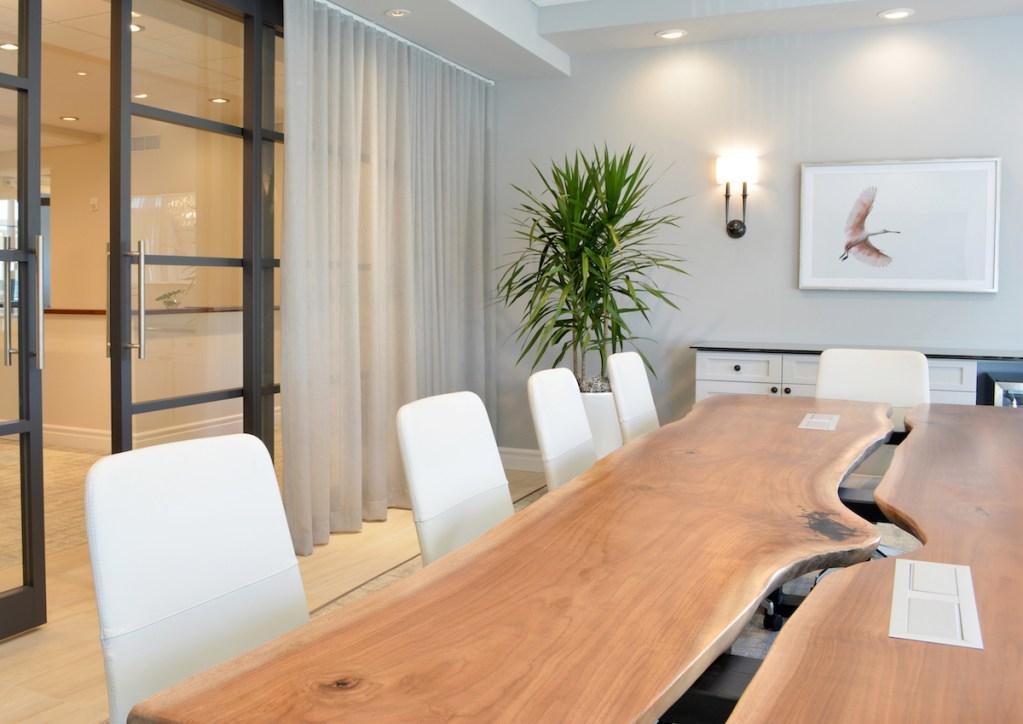 Commercial interior designer in Tampa and Sarasota, Space as Art interior design