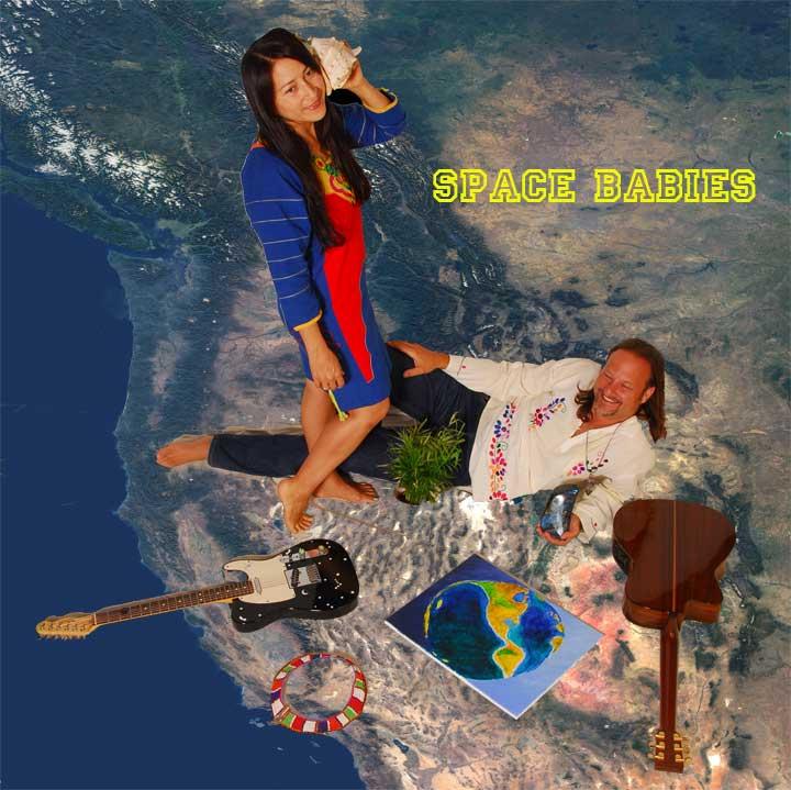 Space Babies in orbit