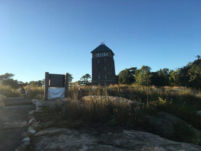 Perkins Memorial Tower on Bear Mountain