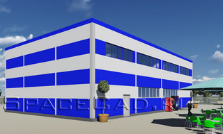 3D моделирование и визуализация проекта магазина по архитектурным чертежам
