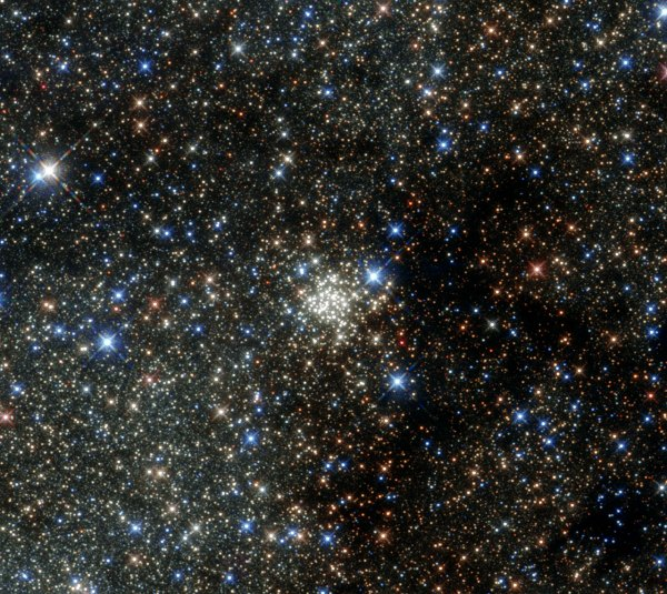 NASA's Hubble Telescope Peers Into The Most Crowded Place ...