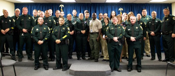 Brevard County Sheriff's Office Holds Swear-In Ceremony