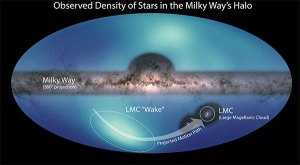 Astronomers release new Milky Way outer range map across the sky using NASA and ESA data