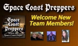 Space Coast Preppers Welcome New Team Members