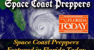 Space Coast Preppers Featured in Florida Today