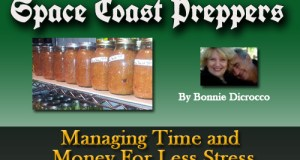 Managing Time and Money For Less Stress - Space Coast Preppers.com