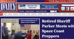 Space Coast Preppers Featured on Space Coast Daily