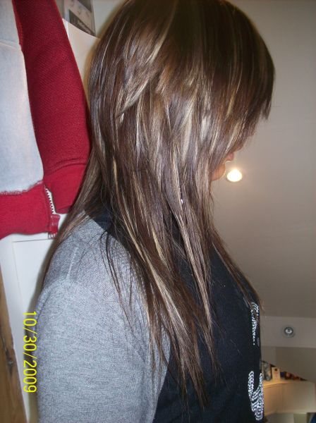 Coloration Et Balayage By SPACE Coiffure At SPACECOIF All