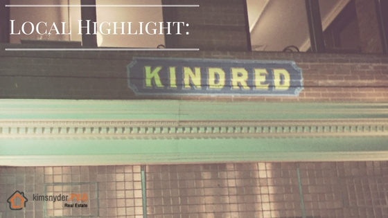 Local Highlight: Kindred